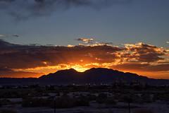 Sunrise (Jslark91) Tags: lasvegas north las vegas nv nevada northlasvegas sunrise sun valley clouds sky d5600 tamron 18400mm nikon morning