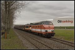 RFO 6702 + 1830, Amsterdam (J. Bakker) Tags: rfo rail force one 6700 6702 9802 1800 1830 9908 locon amsterdam houtrakpolder nederland