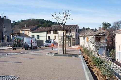 Travaux du Quartier Saint Michel