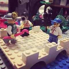 """""""It's hard work but I get joy out of making this place more beautiful."""" (BrickPhilG) Tags: lego vintagelego legos legophotography legominifigures legotable legoland legomania legogram legoart legostory legofan legocity legolife legocastle legopirates legoninja ninjago legominifigure legomovie legoaddict legobricks legominifigs legocollection legofriends legoworld legominifig legoideas legoconflict legohero legobattle"""