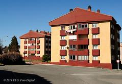 Arquitectura bonita en el pueblo (T.I.G. Foto Digital) Tags: arquitectura edificios casas urbano españa ciudad centrociudad nikon fachadas bonita pueblo