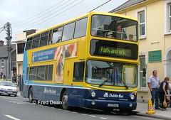 Dublin Bus AV259 (02D10259). (Fred Dean Jnr) Tags: dublinbusyellowbluelivery busathacliath dublinbus dbrook volvo b7tl alexander alx400 av259 02d10259 parnellstreetwaterford july2005 waterford tallshipsparkride t23jbc sk02fct