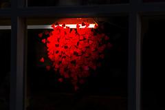 Week#82 (Nigel Crooks) Tags: red week82 hearts valentinesday settle window shop