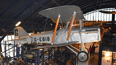 Royal Aircraft Factory S.E.5A c/n 688/2404 registration G-EBIB (sirgunho) Tags: london science museum england united kingdom preserved aircraft flight aviation royal factory se5a cn 6882404 registration gebib
