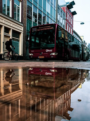 In-coming #ReflectionsByColors (20-02-2019) by DillenvanderMolen #MrOfColorsPhotography #PortfolioOfColors #InspireMediaGroningen MrOfColors.com (mrofcolorsphotography) Tags: colorful colour colourful canonnederland colours mrofcolorsphotography mrofcolors mrofcolorscom photooftheday photographer photography photo photos canonphotography canon fotografie foto reflection reflections reflectionsbycolors portfoliofocolors portfolio portfolioofcolors day daytime daylight streetphotography street streetphotographer streets buidling groningen qbuzz colors rain water nrofcolors light city cityphotography