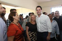 Posse do presidente da AMUNORPI - Pinhalão