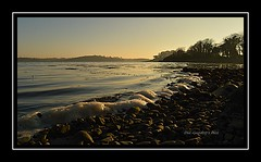 A Strangford Dusk (Oul Gundog) Tags: strangfordlough delamont killyleagh codown northernireland ukdusksunsetwatersky uk dusk sunset water sky