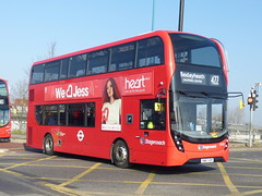 SN67XER (47604) Tags: sn67xer 12450 stagecoach bus plumstead route service 422 bexleyheath