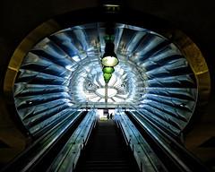 Métro Louis Armand Marseille (thierrybalint) Tags: métro metro louisarmand marseille underground tunnel nikon nikoniste balint thierrybalint architecture