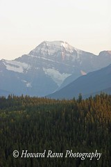 Jasper National Park (278) (Framemaker 2014) Tags: jasper national park alberta canada old fort point canadian rockies athabasca river mount edith cavell