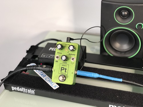 RimRock Effects PT Drive Distortion Pedal