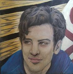 CPM March 2019 Challenge #1903 Solon (dmayneart) Tags: drawing colored pencil cpm art challenge portrait
