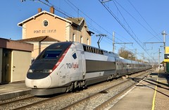 TGV POS 4408 (SylvainBouard) Tags: railway train tgvpos lyria sncf