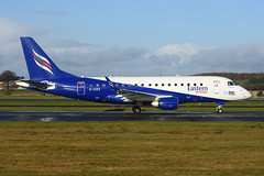 G-CIXV Embraer 170 EGPH 04-11-17 (MarkP51) Tags: gcixv embraer e170100lr e170 easternairways t3 eze glasgow airport gla egpf scotland airliner aircraft airplane plane image markp51 nikon d7200 aviationphotography planeporn sunshine sunny