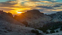 High Country Sunrise (APGougePhotography) Tags: new mexico nm sunrise sunsetssunrises cloudsstormssunsetssunrises nikon nikond850 mountains clouds high country desert d850 sirui tripo soccoro
