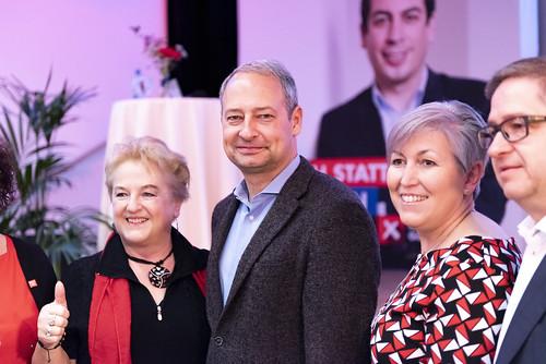 Landesparteitag und EU-Wahlkampfauftakt der SPÖ NÖ