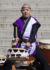 2019 Smithsonian American Art Museum Cherry Blossom Celebration  (39) Nen Daiko