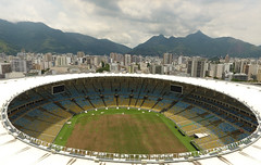maraca.jpg (prodbdf) Tags: fbl horizontal football illustration stadium emptyplace aerialview exteriorview riodejaneiro brazil