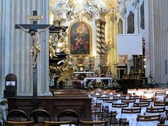 Kraków, Kościół św.Anny-IMG_0476p (Milan Tvrdý) Tags: kraków churchofstanna kościółśwanny poland polska cracow cracovia
