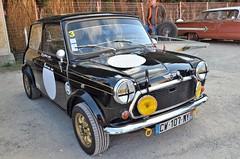 Austin Mini Cooper (benoits15) Tags: austin mini cooper nimes auto retro