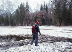 Yosemite National Park (dan tsai) Tags: snowshoe olympusomdem5 em5 landscape winter nature nationalpark mountains snow trees yosemite travel hiking portrait olympus waterfall yosemitenationalpark mountain omd