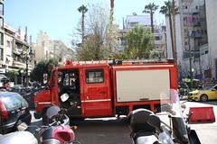 036A0478 (zet11) Tags: greece piraeus street buildings people cars