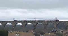 Cross Country Trains Class 220 (03/04/2019) (CYule Buses) Tags: royalborderbridge eastcoastmainline voyager crosscountrytrains class220