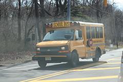 East End Bus Lines Inc. #3025 (ThoseGuys119) Tags: eastendbuslinesinc bankrupt outofbusiness badcompany bluebird ic ce newyork