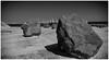 Obelix was bij de Oosterschelde (LeonardoDaQuirm) Tags: oosterschelde zeeland walcheren sturmflutwehr neeltjejans stormvloedkering oosterscheldekering roompot art marinusboezem reims cathedral obelix rock monolith limpstone basalt