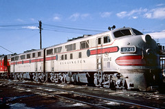 CB&Q F3 117D (Chuck Zeiler 48Q) Tags: cbq f3 117d burlington railroad emd locomotive denver train alchione chz