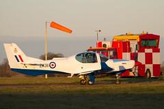 Prefect T1 ZM311 57Sqn 3FTS (spbullimore) Tags: heath barkston grob 120 prefect t1 uk royal air force raf 2019 57 sqn squadron 3 fts flight training school zm311