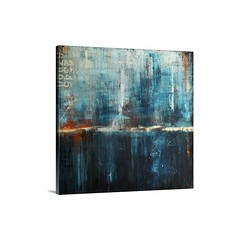 Midnight Express Wall Art - Canvas Gallery Wrap - Abstract canvas art of cool tones with heavy brush textures.   Check out our website: https://spaceplug.com/midnight-express-wall-art-canvas-gallery-wrap.html . . . . #spaceplug #fineprint #abstract #walla (spaceplug) Tags: gift love photooftheday canvas midnight shop marketplace spaceplug like buy sell happy wallart like4like abstract nice products midnightexpress amazing bigcanvas followus fineprint style follow4follow