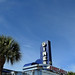Fort Myers - Diner under Blue Sky