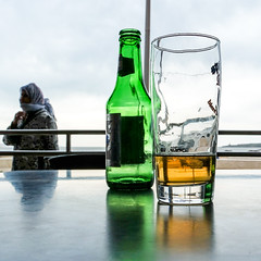 Empty glasses (KPPG) Tags: crazytuesday glass glas flasche bottle colorful colors marokko morocco
