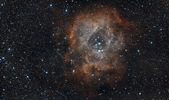 NGC 2237 (Regard céleste et terrestre) Tags: astronomie astrophography nebulosity