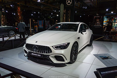 AMG GT 63 S (Alessandro_059) Tags: mercedesamg gt 63 s 4 door white autosalon brussels motorshow