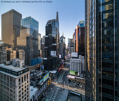 Broadway Panoramic Composite (20190210-DSC04732-Pano-Edit-Edit) (Michael.Lee.Pics.NYC) Tags: newyork timessquare broadway panorama composite shiftlens aerial hotelview rooftops theater signage advertising architecture cityscape sony a7rm2 laowa12mmf28 magicshiftconverter novoteltimessquare