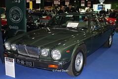 Jaguar XJ6 (85WW1113). (Fred Dean Jnr) Tags: riacnationalclassiccarshow riacnationalclassiccarshow2013 jaguar xj6 series3 rds simonscourt dublin february2013 85ww1113