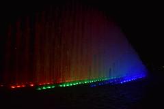 DSC_0967 (Andrei Hidalgo) Tags: colores noche agua arboles flores lima perú arte cultura espectáculo