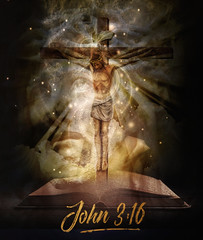John 3:16 (clabudak) Tags: bible christ christian christianbackground god holybible jesus religion sacred spirit testament