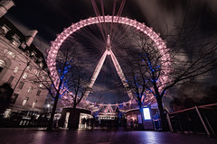 The Eye (Paul Wrights Reserved) Tags: london longexposure londonstreets clouds cloudscape sky skyscape icon iconic londonphotography colour colours colourful