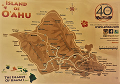 Enoa Tours Oahu Map, Honolulu, Hawaii, USA (Black Diamond Images) Tags: easternoahushorelinetour enoatours honolulu hawaii usa enoatoursoahumap westernusatrip2018 2018 canond60 1770 sigma1770