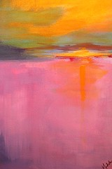 Cayetana & Caton Projects (cayetana.caton) Tags: pinterest nancy merkle cayetanacatonprojects abstract landscape painting low tide by prints for sale art