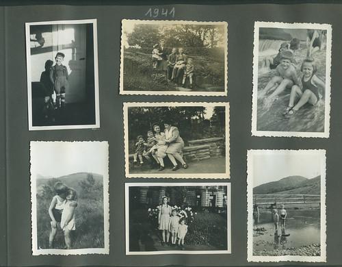 AlbumC69 Gesamtseite 12, 1930-1950er