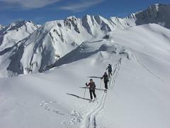 Die letzten Meter (Globo Alpin) Tags: ahrntal winter skitouren weisenbach 2019