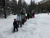 Family Day 2019-17 (Hope Mountain Centre) Tags: hopemountaincentre familiesinnature families bcfamilyday snowshoe snowcave snow snowfun manningpark outdoorlearning outdooreducation