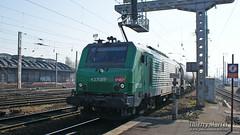 BB 27089, Amiens - 24/04/2010 (Thierry Martel) Tags: bb27000 locomotiveélectrique sncf amiens