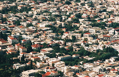0070-0303-36 (jimbonzo079) Tags: pothia capital city town house building agios savvas monastery hill above kalymnos κάλυμνοσ island dodecanese 2018 land landscape aegean greece mountain canon ae1 fd 135mm f25 lens agfa vista plus 200 trip travel world europe analog film 35mm 135 color colour art view vintage old hellas ελλάσ ελλάδα summer vacation canonae1 fd135mmf25 agfavistaplus200 agfavistaplus