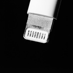 Lightning cable #iOS #iPhone #cable #electricity #blackandwhitephotography #blackandwhite #clarity #particles #metal #macrophotography #closeup #followme #nikon #d3300 #usb #data #nice #visualsofgreece #lightroom (paulmpts_photography) Tags: ifttt instagram lightning cable ios iphone electricity blackandwhitephotography blackandwhite clarity particles metal macrophotography closeup followme nikon d3300 usb data nice visualsofgreece lightroom