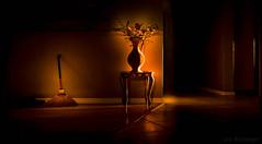 the first shaft of morning light... (JDS Fine Art Photography) Tags: interior shaftoflight morning dramaticlighting illumination stilllife aoi elitegalleryaoi bestcapturesaoi